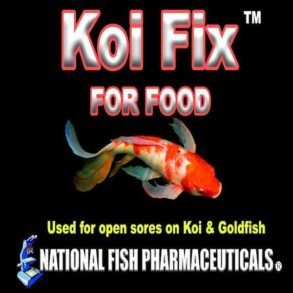 Koi Fix For Food